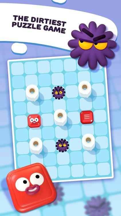 Soap Dodgem Challenging Puzzle screenshot-0
