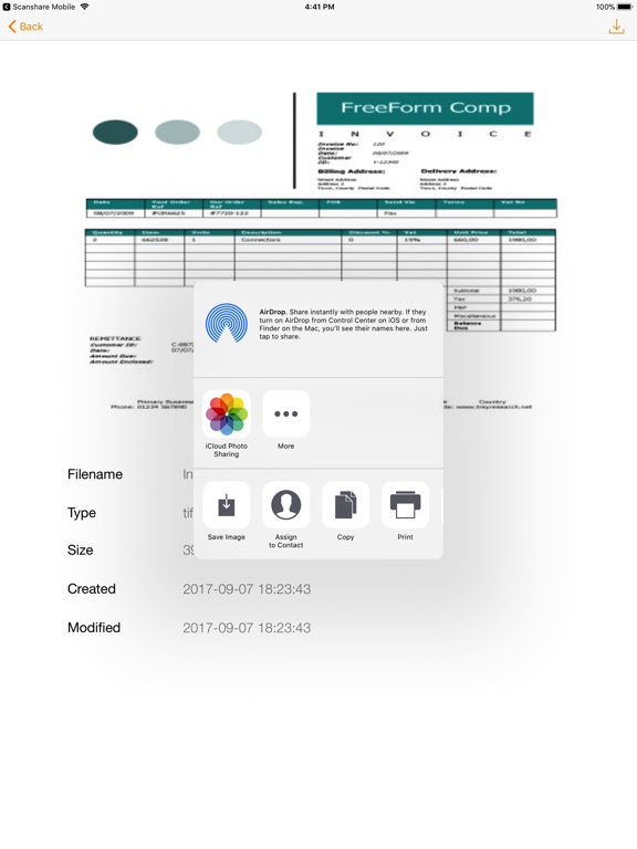 Image of Document Navigator for iPad