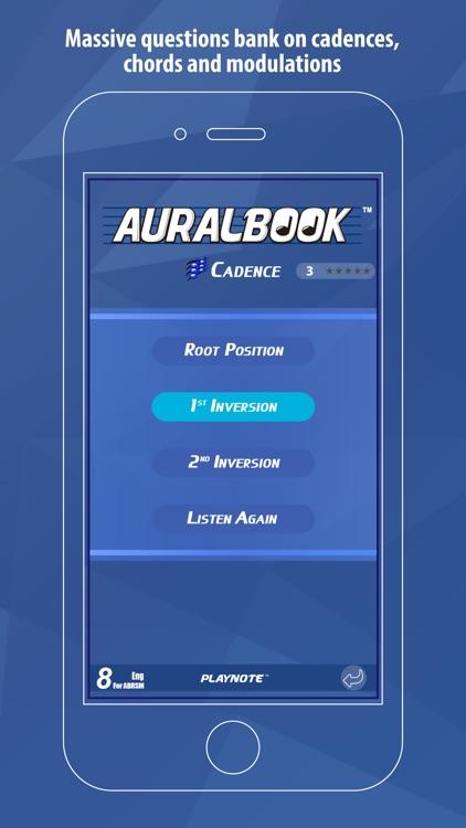 AURALBOOK for ABRSM Grade 8 HD screenshot-6