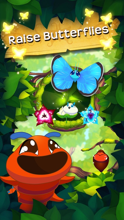 Flutter: Butterfly Sanctuary screenshot-3