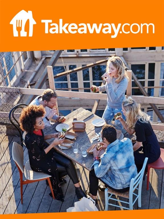 Takeaway.com Скриншоты7