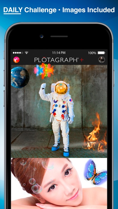 PLOTAVERSE•Create Your Reality app image