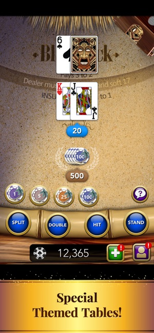 Strip mall gambling