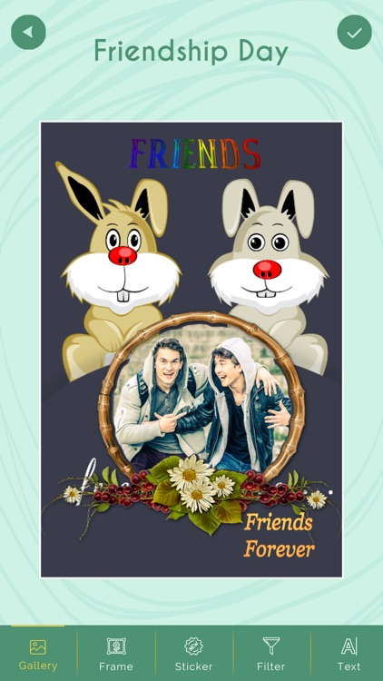 Friendship Day Photo Frame New screenshot-4