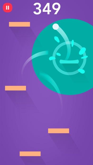 片手deジャンプボール - Huuugeゲーム紹介画像1