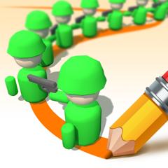 Toy Army: Draw Defense