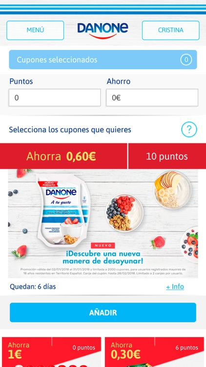 Danone screenshot-2