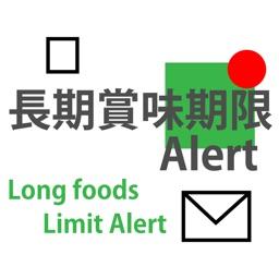 Long food limit alert