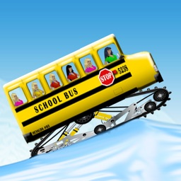 Snow Bus Racing