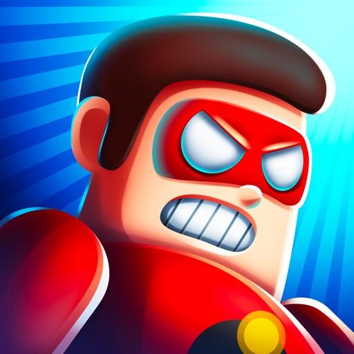 超级英雄联盟 (The Superhero League)