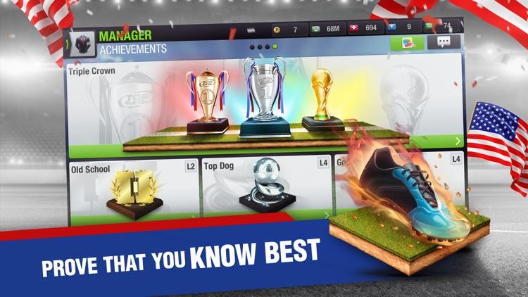 Top Eleven 2018 Soccer Manager screenshot-4