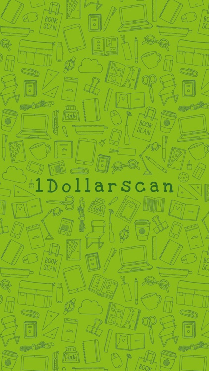 1dollarscan Reader for iPhone
