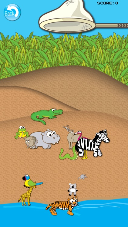 Giraffe's PreSchool Playground screenshot-6