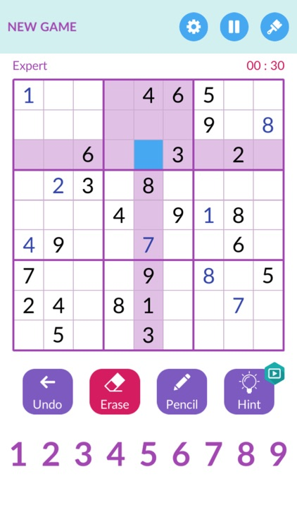 Sudoku ` screenshot-2