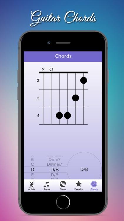 Nepali Chords and Lyrics screenshot-8