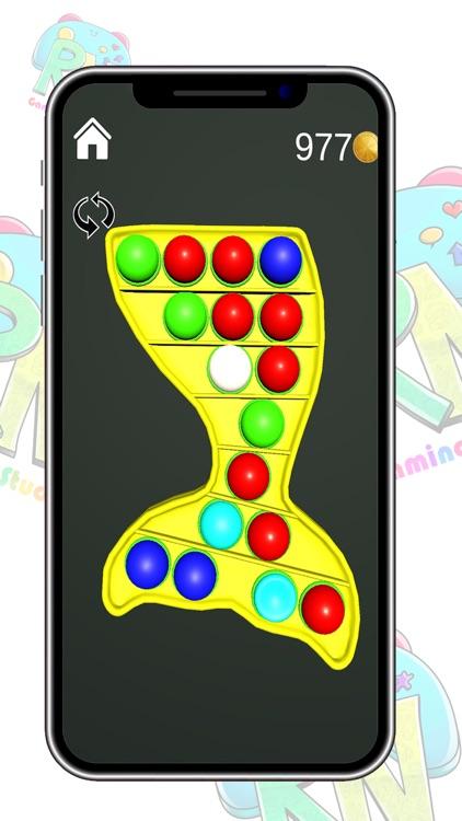 DIY Pop it Fidget toy! ASMR screenshot-9