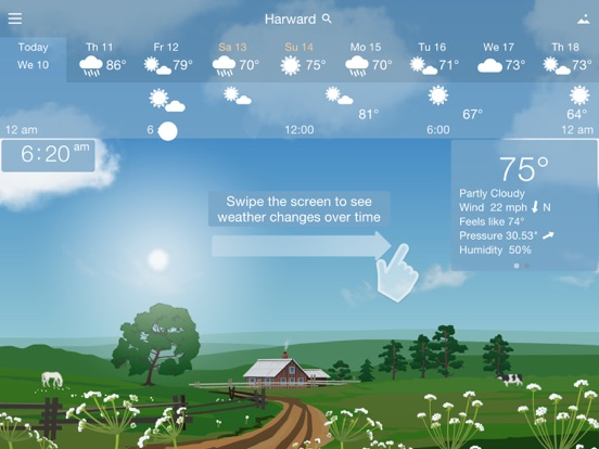 YoWindow Weather For iOS Has First Free Sale In A Year