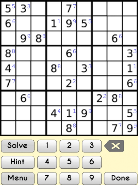 Sudoku with Picture Scanner screenshot 9