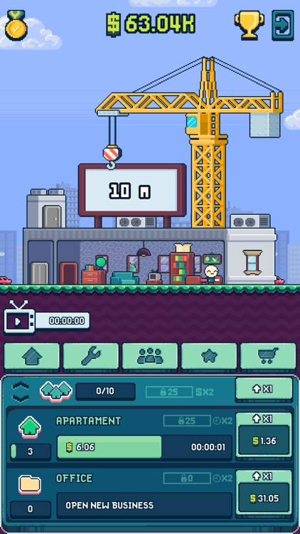 Idle Tower Tycoon screenshot-4