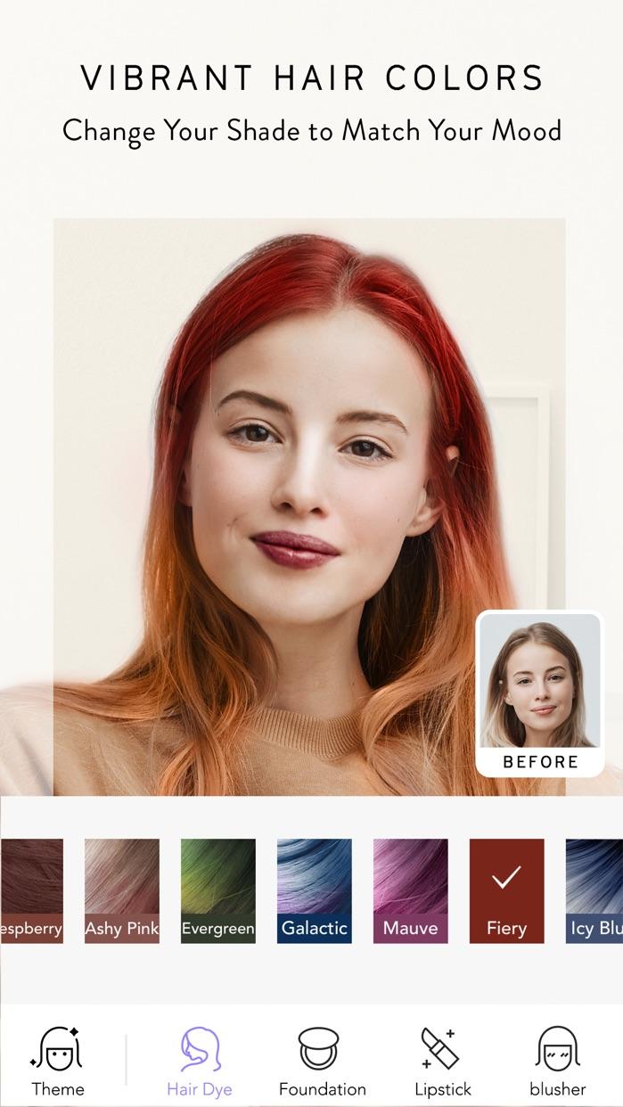 MakeupPlus - Virtual Makeup Screenshot