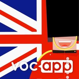 Learn English - Voc App
