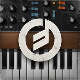 Ícone do app Minimoog Model D Synthesizer