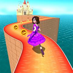 Princess Run 3D -Subway Runner