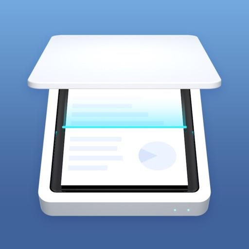 Scanner Lens: scan to pdf