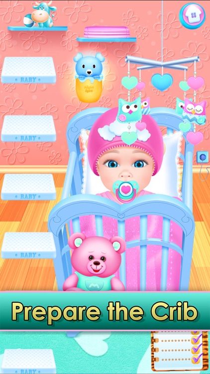 Baby Simulator screenshot-4