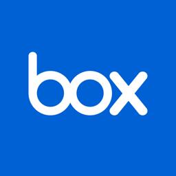 Ícone do app Box — Cloud Content Management