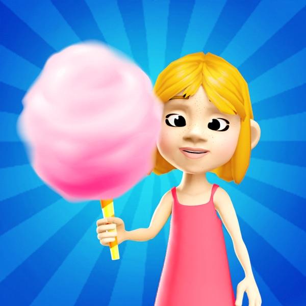 Cotton Candy Run 3D