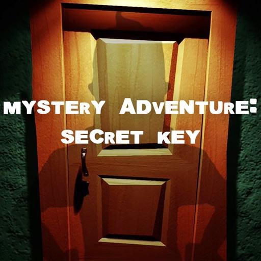 MYSTERY ADVENTURE:SECRET KEY iOS App