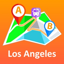 Los Angeles offline map & nav