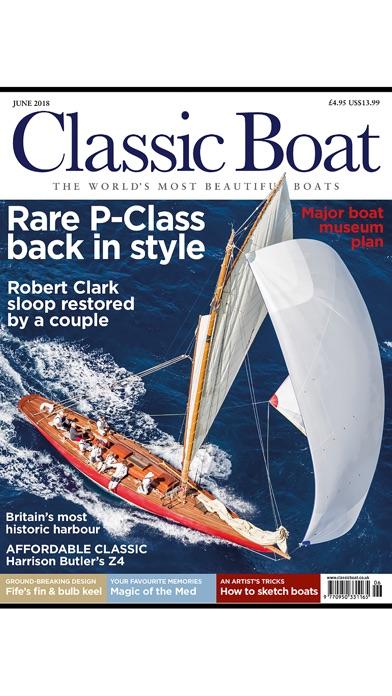 Classic Boat Magazine-0