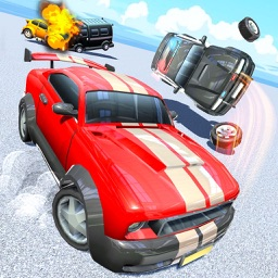 Police car chase & Crash games