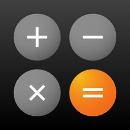 Ícone do app Calculator Widget - WCalc