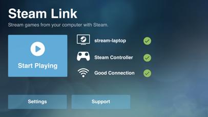 Steam Link screenshot 1