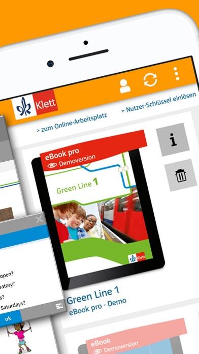 Klett Lernen screenshot 2