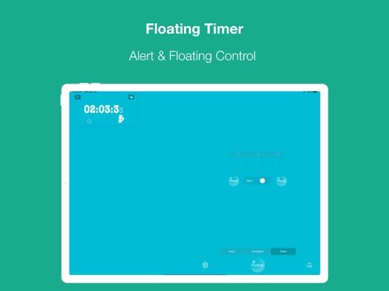 Floating Clock-浮く時計&ウィジェットのおすすめ画像4