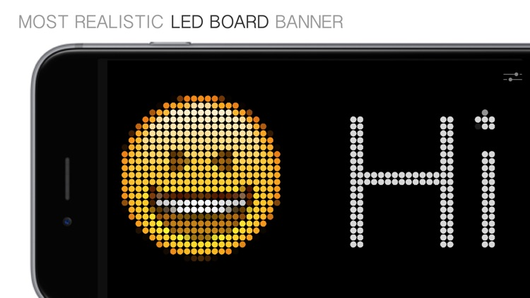LED Board - banner and display