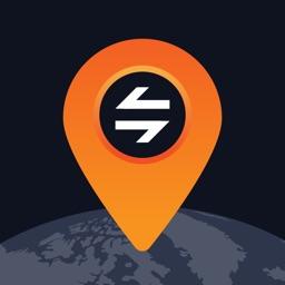 GPS Coordinates Converter App