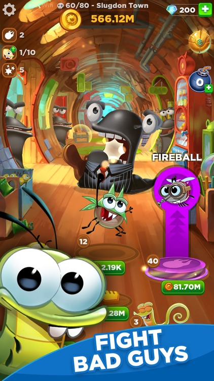 Best Fiends Forever screenshot-0