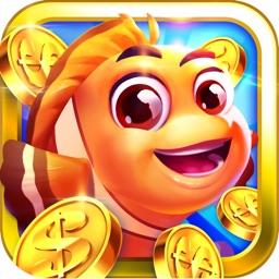 万人捕鱼-gold fishing games