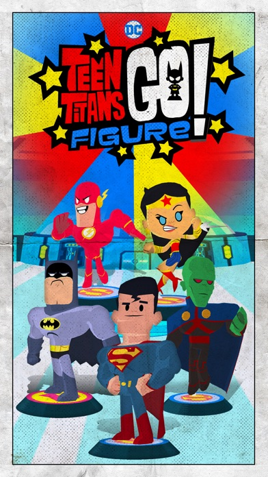Teen Titans GO Figure! phone App screenshot 7