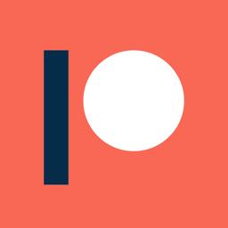 Ícone do app Patreon