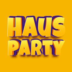 Hausparty Partyspiel