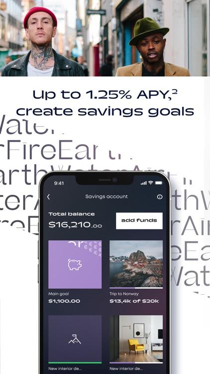 OXYGEN: Mobile Banking screenshot-3