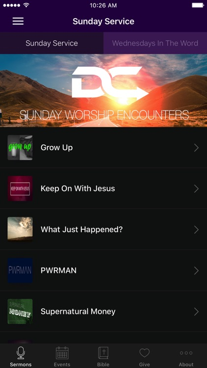 Dunamis Church App