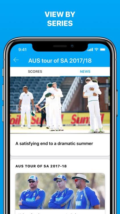 ESPNCricinfo Cricket scores screenshot-6