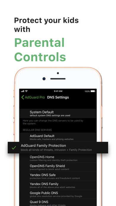 Screenshot for AdGuard Pro — adblock in Denmark App Store